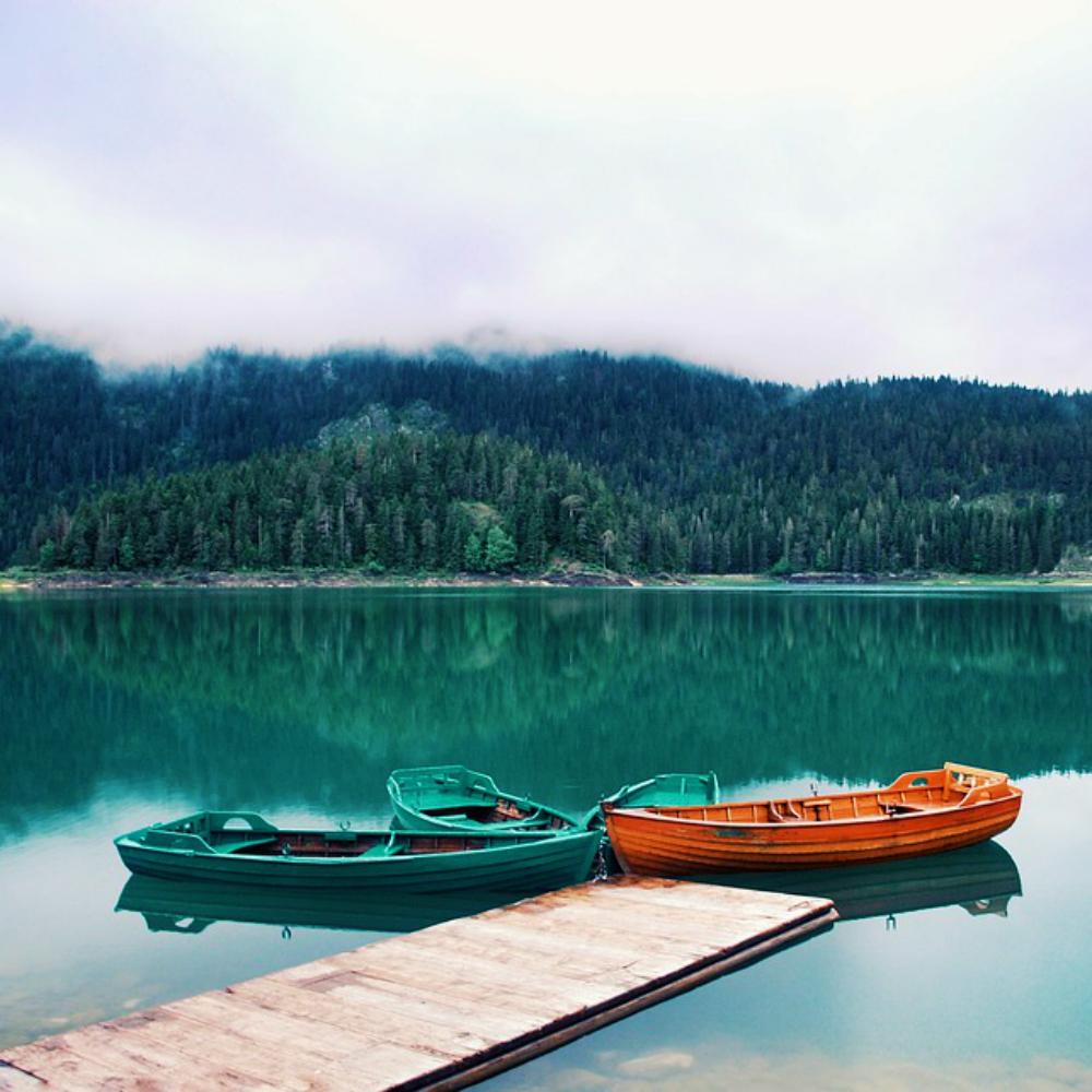 Meer in Montenegro