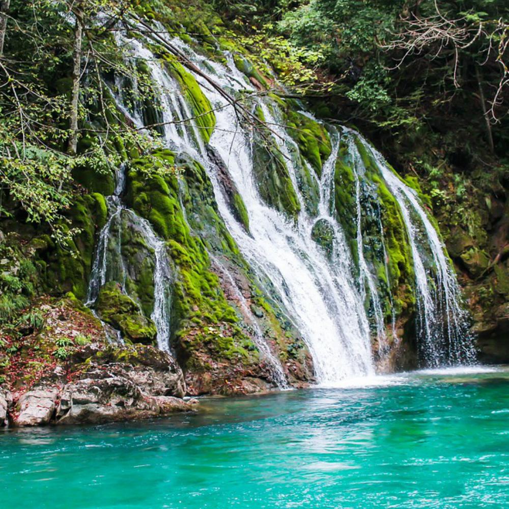 Waterval Montenegro