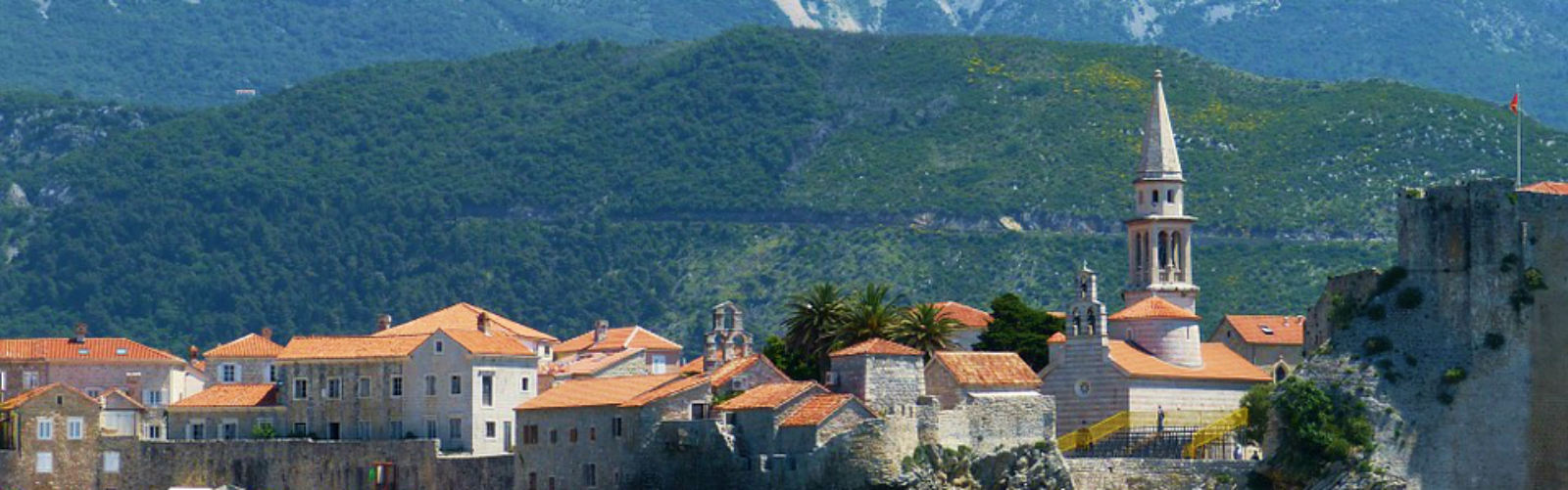 Hotels in het prachtige Montenegro
